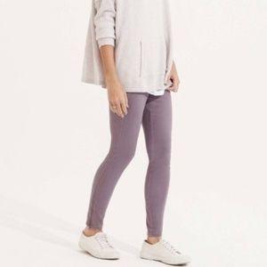 NWT Lou & Grey Purple Leggings XL